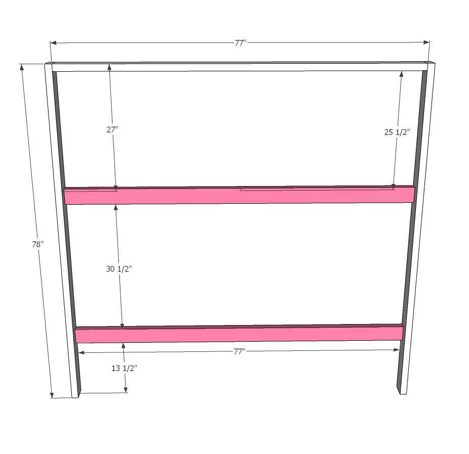 Sweet Pea Bunk Bed   Free