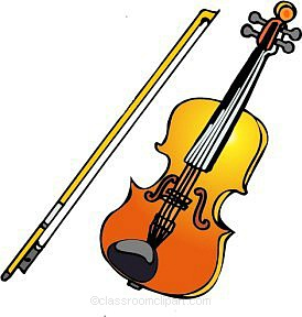 Violin Clipart   Clipart Panda   Free Clipart Images