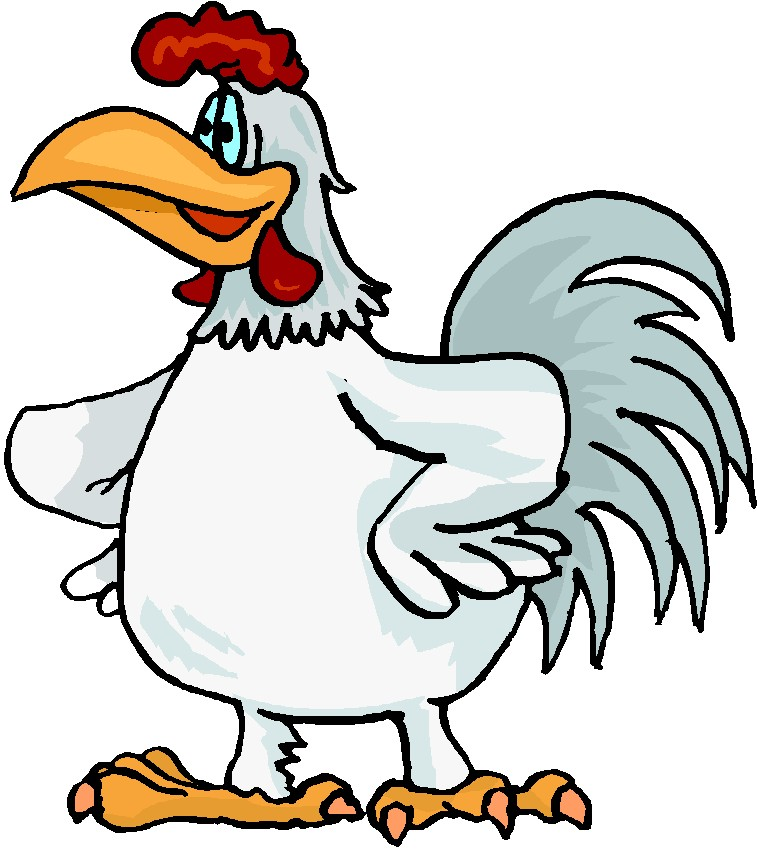 Clip Art   Chickens