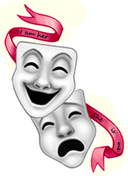 Colorful Theatre Masks Free Cliparts That You Can Download To You ...