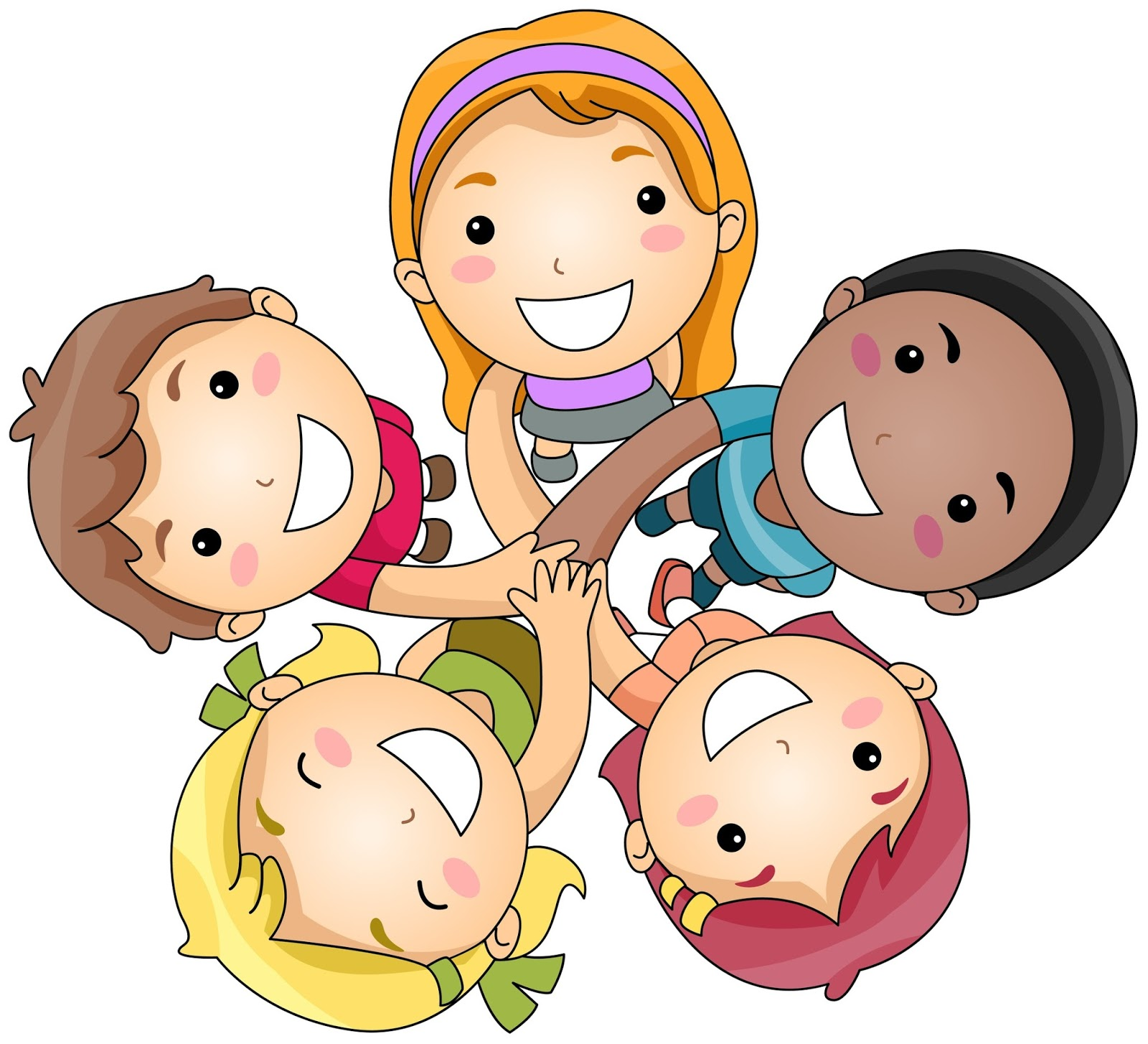 Group Of Girl Friends Clipart   Clipart Panda   Free Clipart Images