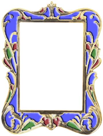 Picture Frames Clip Art And Scrapbook Page Borders