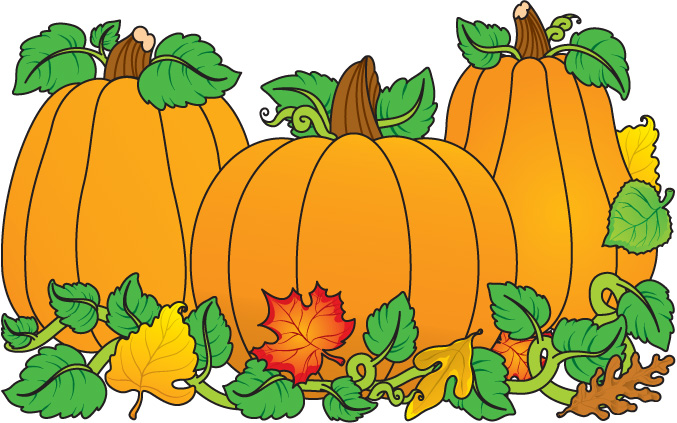Image result for pumpkins clipart