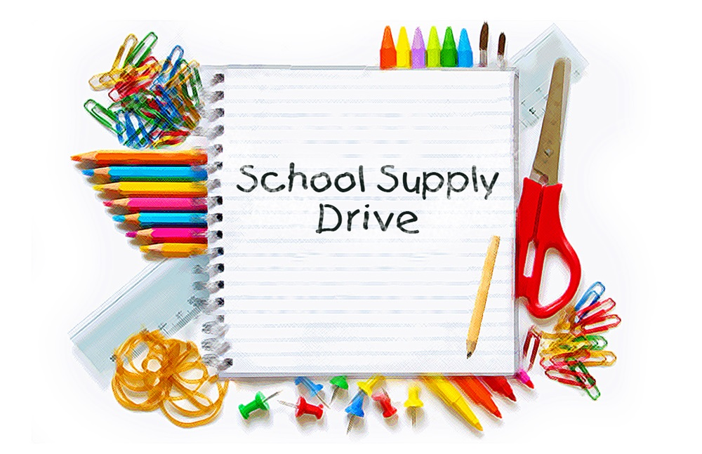 School Supply Drive To Benefit The Back To School Events In Pahokee