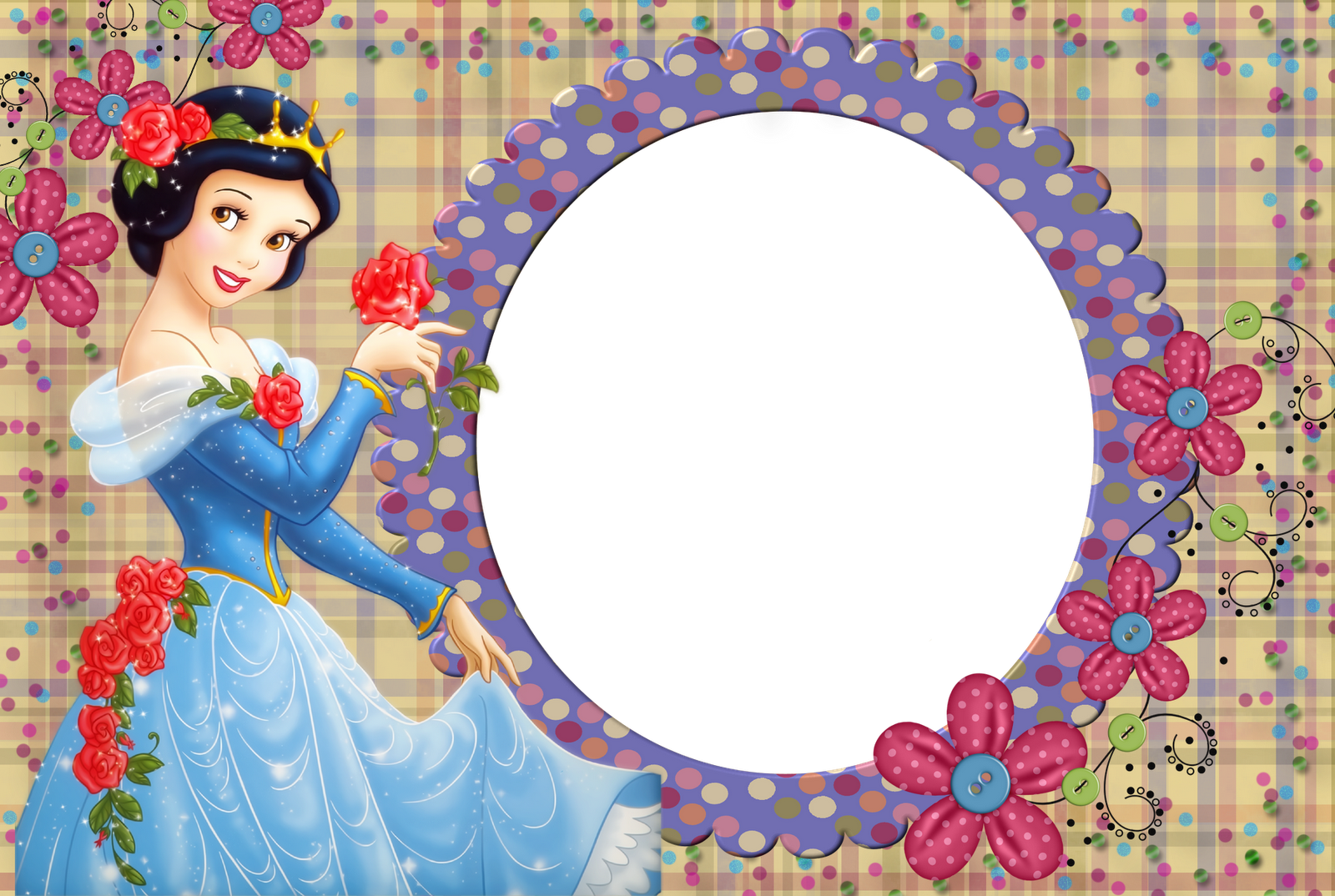 templates cliparts and more disney princesses frames