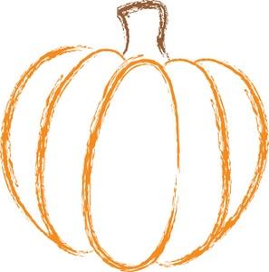 Pumpkin Leaves Clipart - Clipart Kid