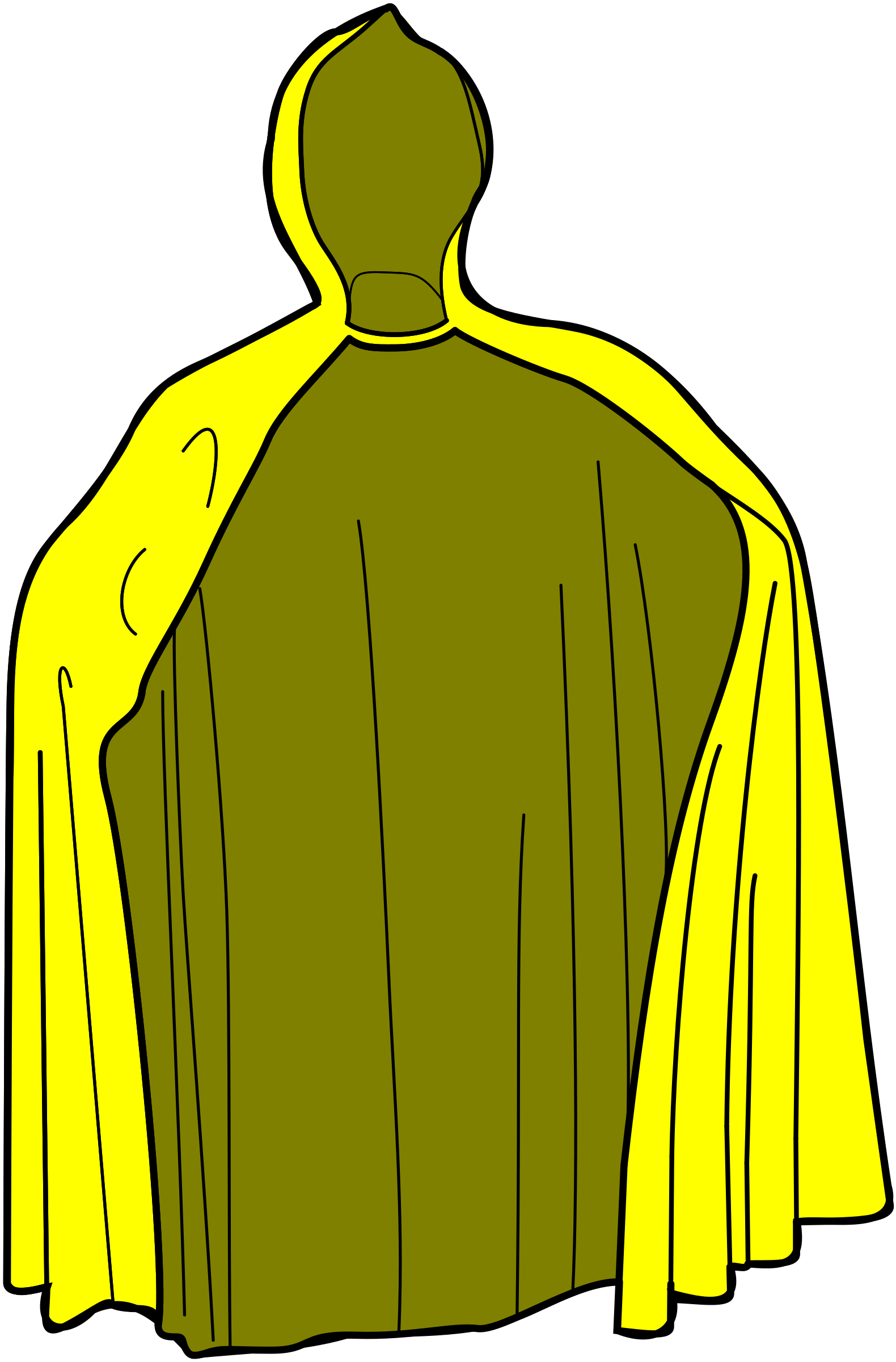 free clip art yellow jacket - photo #33