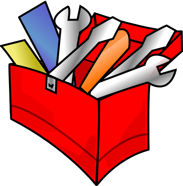 Tool Box Clipart - Clipart Kid