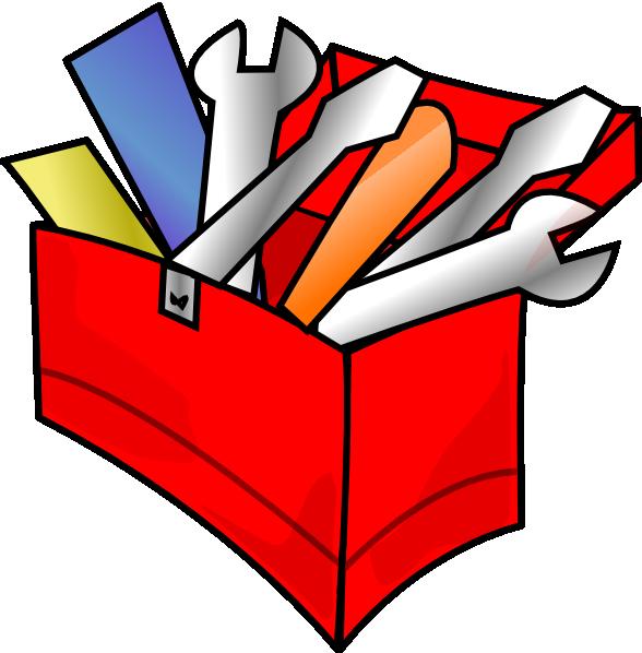 Tool Box Clipart - Clipart Kid
