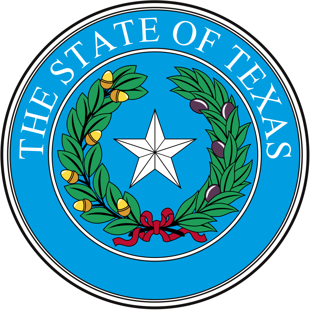 Seal Of Texas State