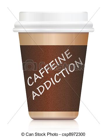Stock Photo   Caffeine Addiction    Stock Image Images Royalty Free