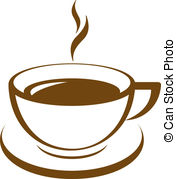 Vector Icon Of Coffee Cup Clip Art