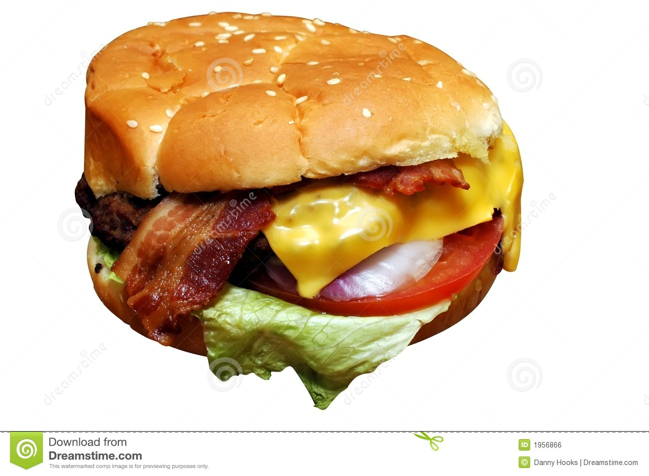 Bacon Cheeseburger Clip Art | www.imgkid.com - The Image ...