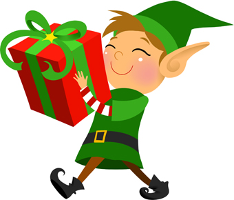 Clip Art Of Christmas Prizes Clipart - Clipart Kid