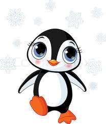Clipart Animals Cute Penguins Drawing Baby Penguins Arctic Animals Art