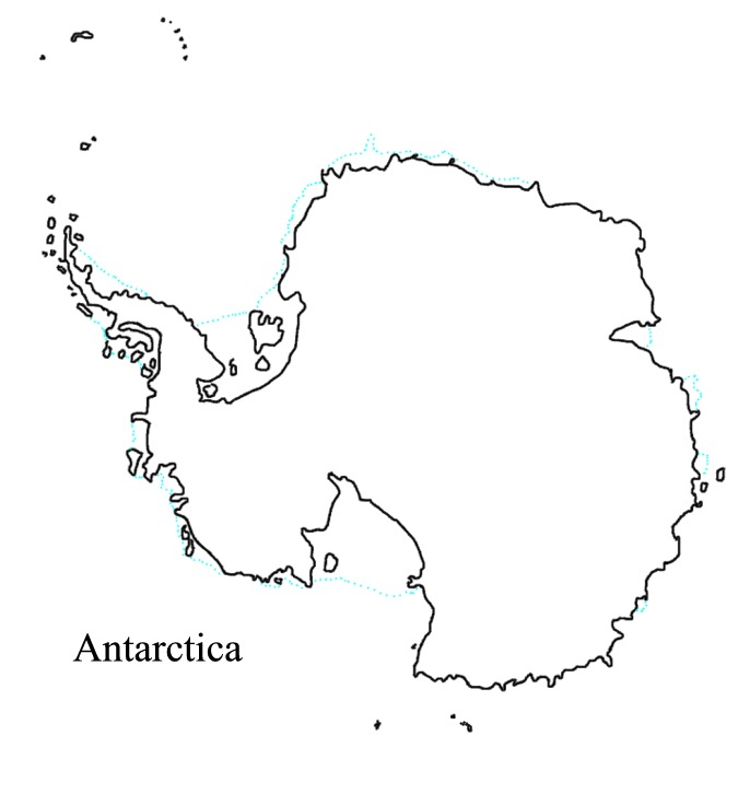 Education World  Take A Virtual Trip To Antarctica