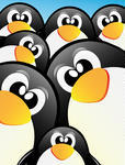 Emperor Penguin Chick  Head  Clipart   Clipart Me