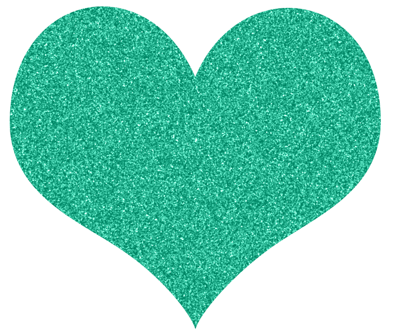 Free Glitter Hearts Clipart   Karen Cookie Jar