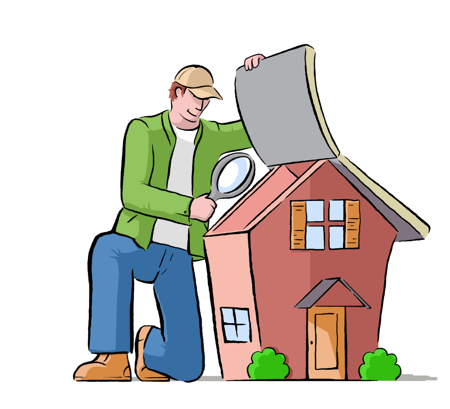 Home Inspection Clipart   Cliparthut   Free Clipart