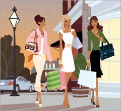 My Innner Single Girl Hits Bond Street   Surreymum Com