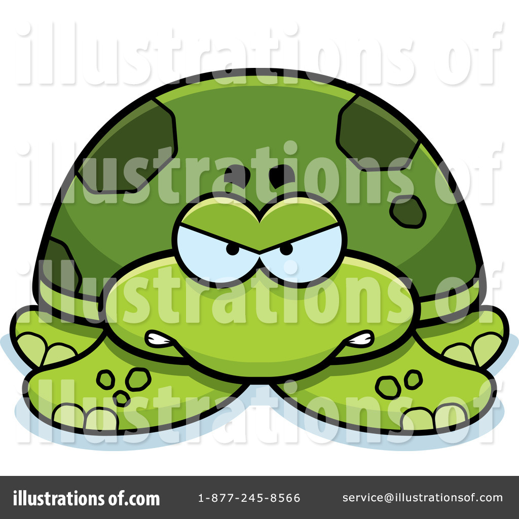Royalty Free  Rf  Sea Turtle Clipart Illustration  1098170 By Cory