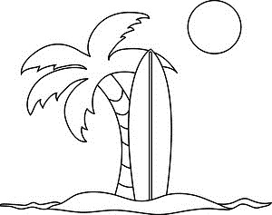 Surfboard Clipart Surfing Clipart Surf Pictures Of Surfboards
