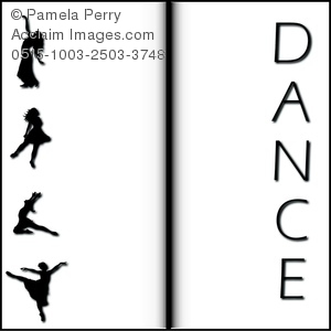 White Camera Light And  River Files At A Dance Boots Clipart Dance