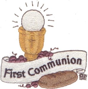 Abide In My Word  First Holy Communion