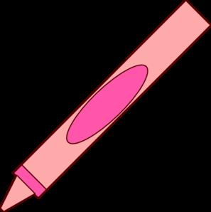 Cute Crayon Clipart - Clipart Kid