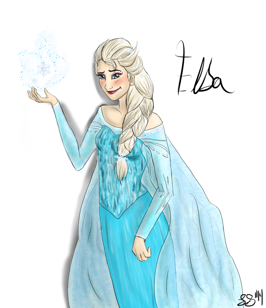 Queen Elsa   Erin Hunter Community