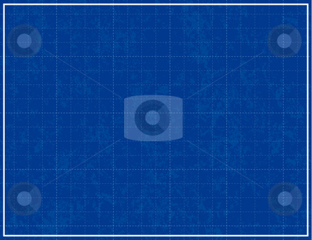 Blueprint Background Stock Vector Clipart Blueprint Background By