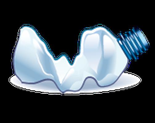 Plastic bottle trash clipart clipart suggest - Cintre plastique transparent ...