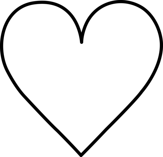 ... -outline-clipart-black-and-white-heart-outline-png-sGsHdR-clipart.png