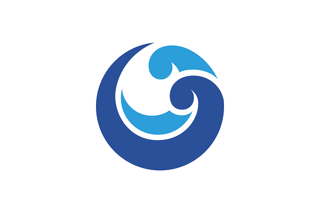 Sign Of Ocean Wave Vector   Free Psdvectoricons