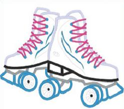 Clip Art Roller Skates Clip Art skate roller skating clipart kid tags skates toys did you know were invented in