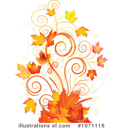 Autumn Scroll Border Clipart - Clipart Kid