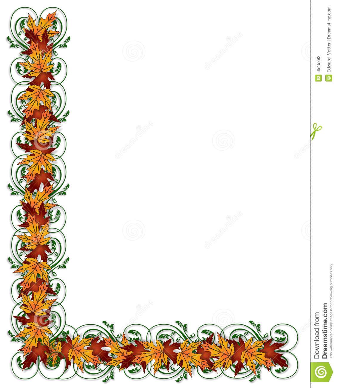 Clip Art Thanksgiving Borders Clip Art Free thanksgiving leaves clipart kid autumn border http galleryhip com fall clip art border