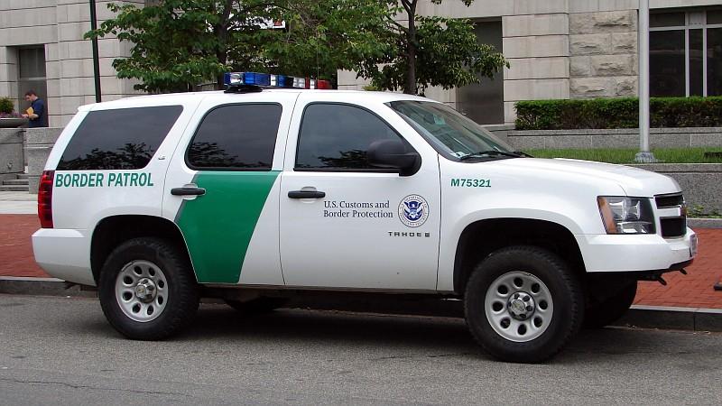 New Border Patrol Car Michigan