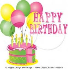 Cards On Pinterest   Happy Birthday Clip Art And Birthday Cards