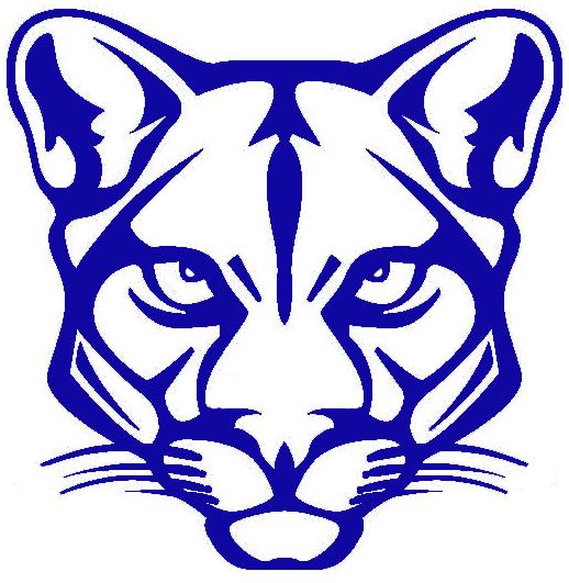 Cougar Logo Clipart
