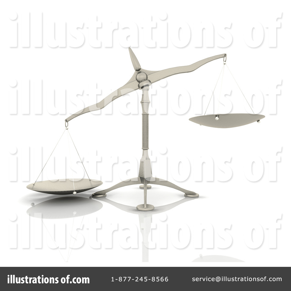 Royalty Free  Rf  Scale Clipart Illustration By Kj Pargeter   Stock
