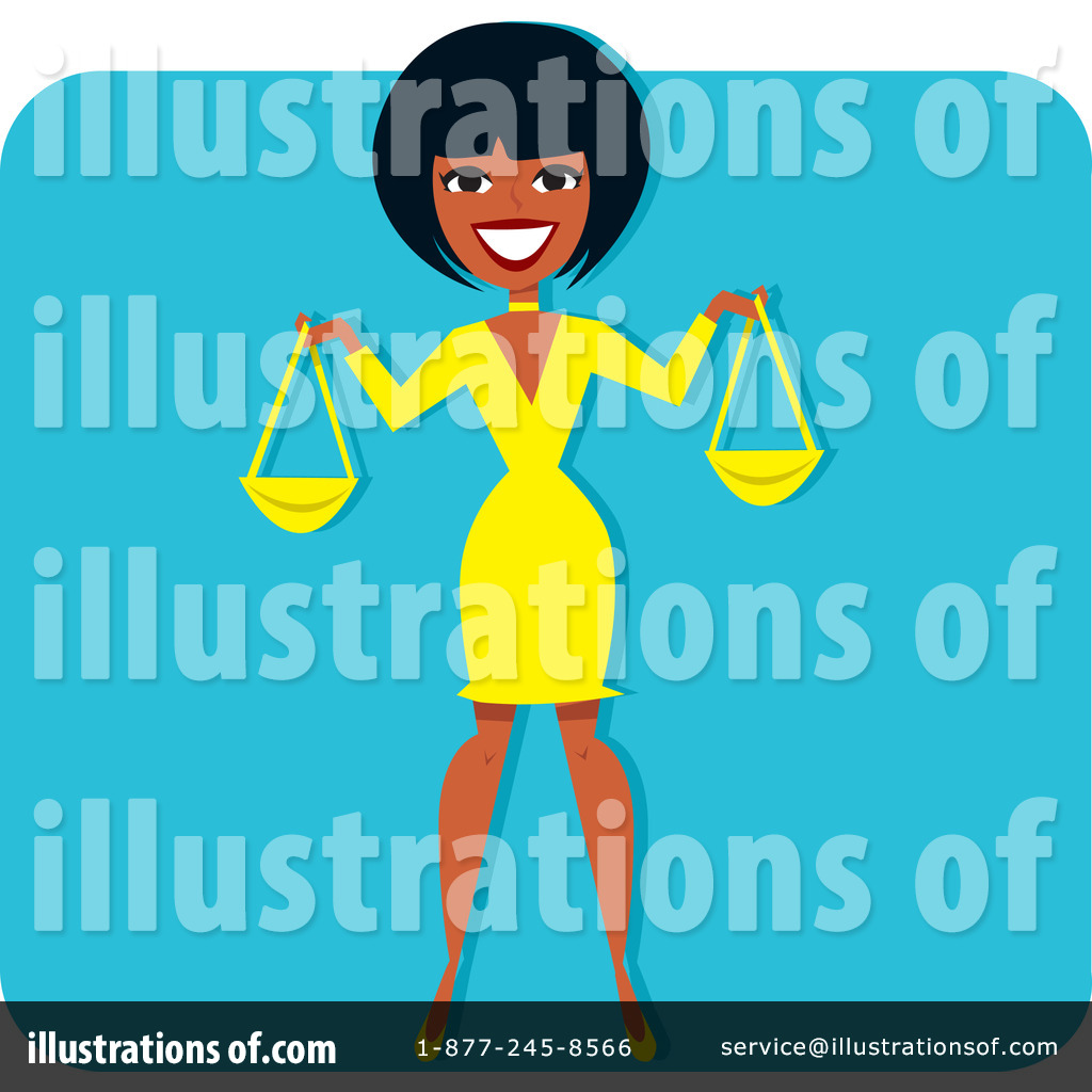 Royalty Free  Rf  Scales Clipart Illustration By Monica   Stock Sample