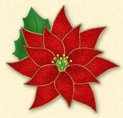 Starfire Designs  Poinsettia