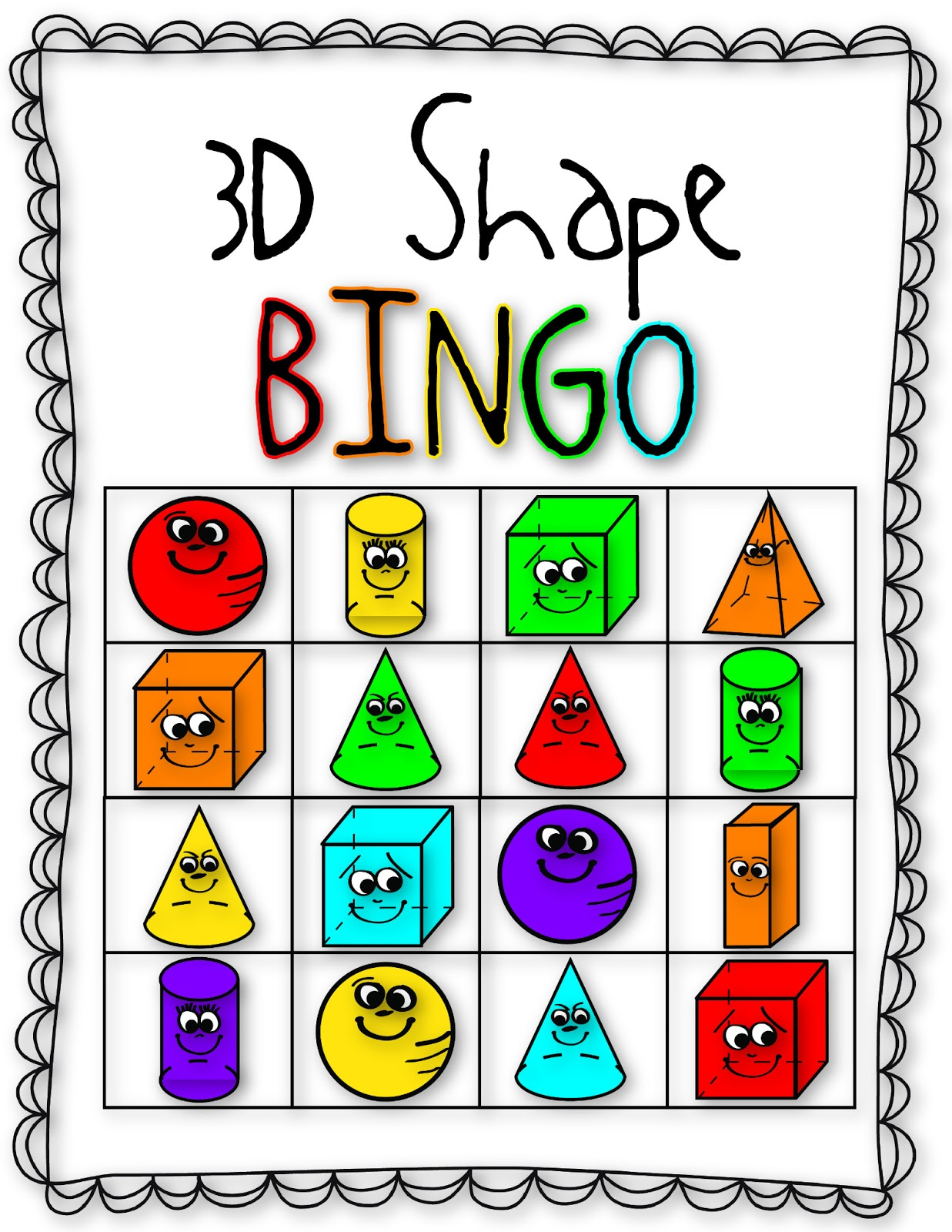 13 Bingo Card Clip Art Free Cliparts That You Can Download To You