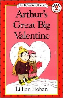 Arthur S Great Big Valentine  I Can Read Level 2  Paperback