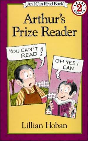Arthur S Prize Reader By Lillian Hoban   Reviews Discussion