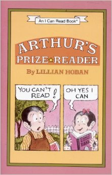 Arthur S Prize Reader  Lillian Hoban  9780439381574  Amazon Com  Books