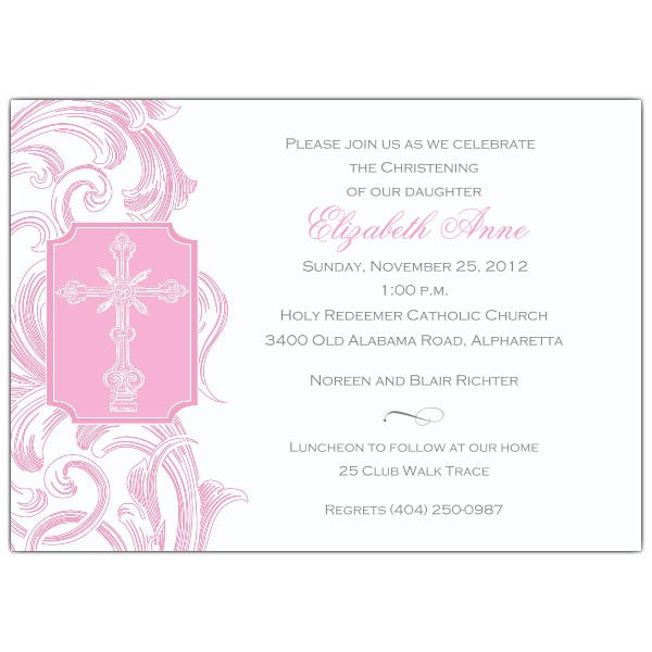First Holy Communion Invitation Templates as beautiful invitation design