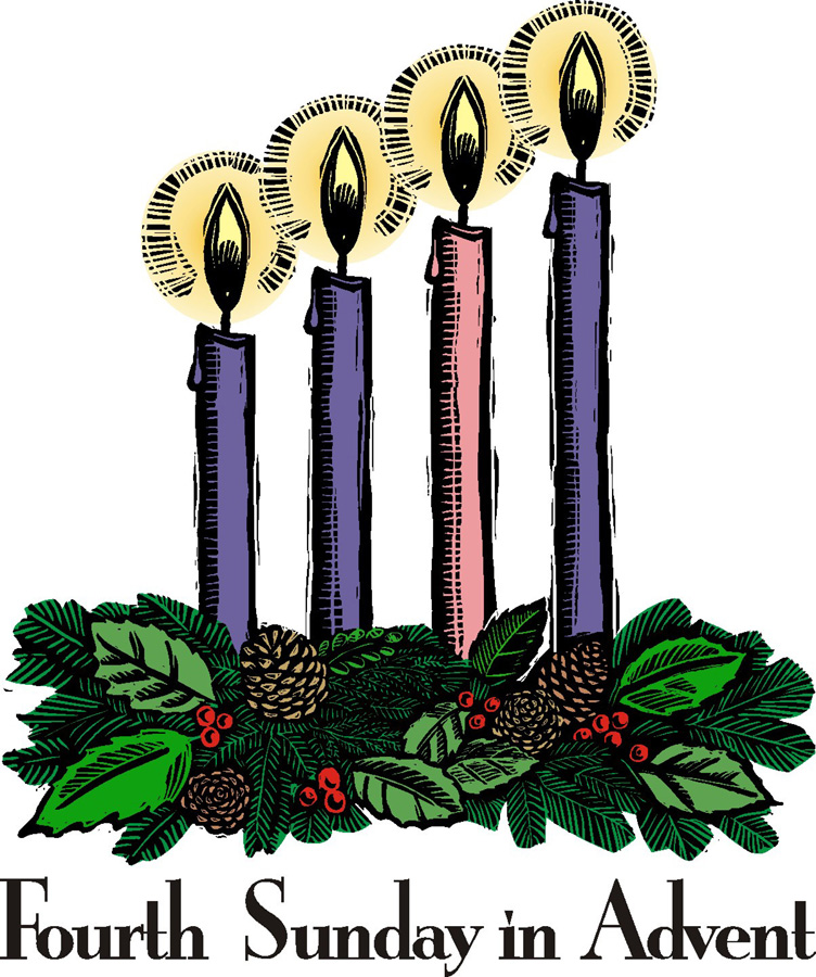 4th sunday of advent clipart clipart suggest