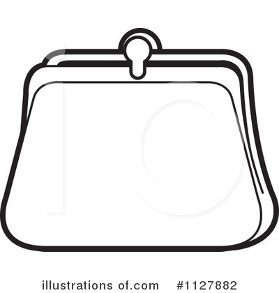 There Is 40 Clip Art Black White Handbag Free Cliparts All Used For